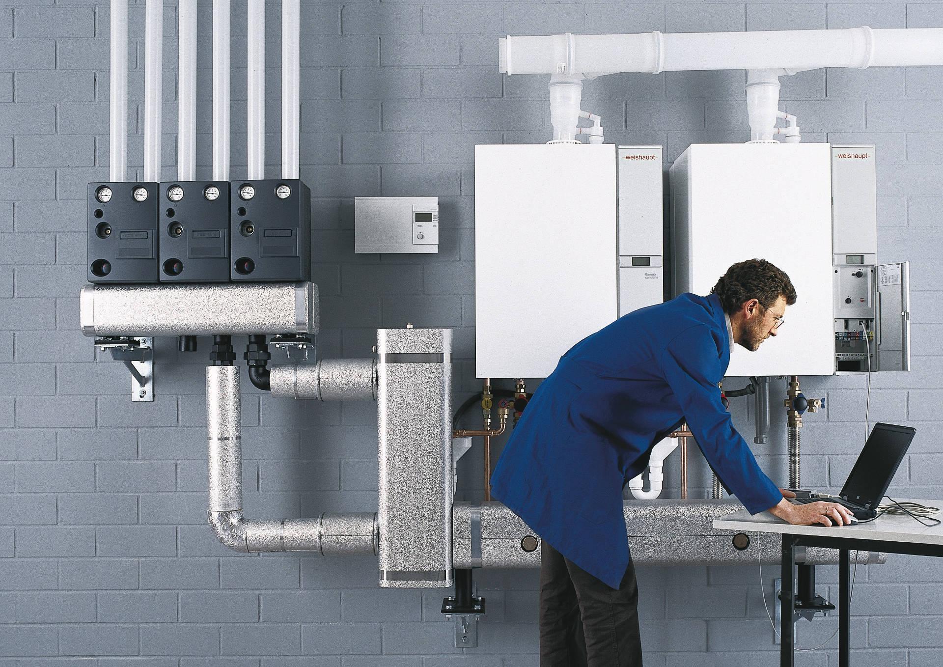 Gasheizung - Roner GmbH, Ihr Hydrauliker in Auer